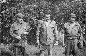José Luís Calleja Ochoa, Virgilio Mainardi y Silín Mainardi